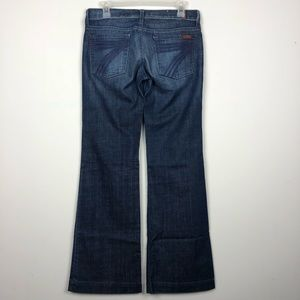 7 For All Mankind   Dojo Lexie Petite Flare Jeans